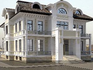 дома фото обложенные дагестанским камнем